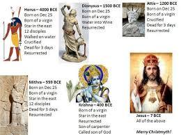 Jesus Drawing Meme - zeitgeist debunked jesus is not a copy of pagan gods reasons for