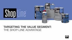 the ppg shop line refinish system advantage youtube