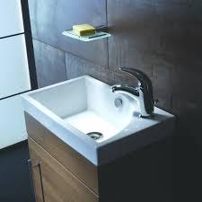 roper rhodes esta designer gloss white cloakroom vanity unit