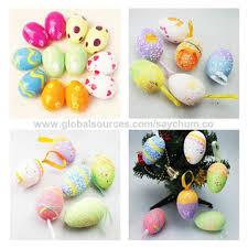 foam easter eggs china new foam easter eggs picks on sticks easter kindergarten