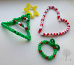 christmas crafts for kids becoming family