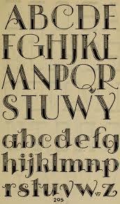 decorative alphabet studio handbook lettering 250 pages