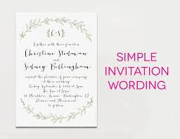 wedding invitation wording examples in various styles white paper