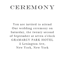 ceremony cards for weddings wedding reception cards and wedding ceremony cards by basic invite
