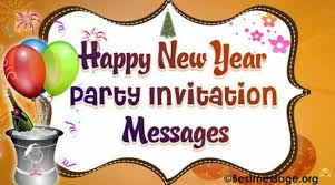 Happy New Year Invitation Invitation Messages For Dinner Dinner Party Invitation Wording