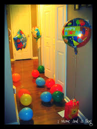 balloons for him 2 and a birthday traditions your children will never