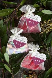 candy wedding favors sweet candy wedding favors weddings ideas from evermine