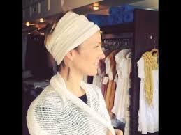 infinity headband cotton infinity headband size