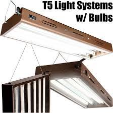 cfl grow light fixture fluorescent grow lights t5 and cfl ls planet natural