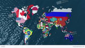 world map stock image 3d world map zoom to south america stock animation 529620