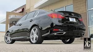 lexus gs350 vossen wheels kc trends showcase vossen cv5 mirror machined wheels mounted