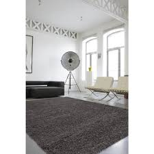 black fluffy rug for bedroom creative rugs decoration