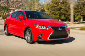 lexus parts portland oregon road test 2016 lexus ct 200h clean fleet report