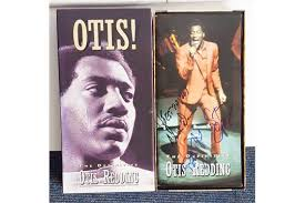 musicians signed cd box set box set of the definitive otis
