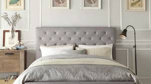 queen headboard with storage and lights classy inspiration full sized headboards light gray dresser diy