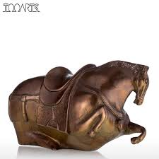 online buy wholesale horse sculptures bronze from china horse