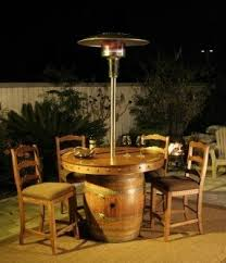 Patio Heater Table Patio Heater With Table Foter