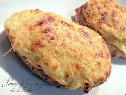 patate en robe de chambre pomme de terre au four robe de chambre recettes faciles recettes