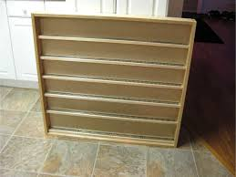 make wood display case plans diy free download projects toy car