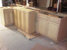 Pictures Of Antiqued Kitchen Cabinets How To Create Antique White Kitchen Cabinets U2014 Decor Trends