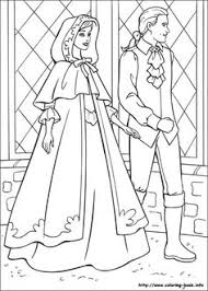 barbie princess pauper coloring picture coloring