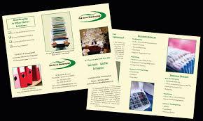 10 best images of brochure design layout tri fold brochure