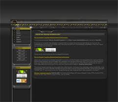 free gaming templates clantemplates