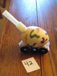 Army Tank Easter Egg Easter Egg Decorating Pinterest Easter