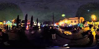 Zoo Light Portland by 360 Video Of Peacock Lane Christmas Lights In Pdx Portland Oregon