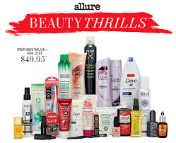 allure best leave in conditioner allure beauty thrills winter 2015 box launches 11 24 my