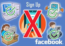 kesulitan membuat akun facebook cara membuat akun facebook tanpa nomor telepon eddy medsos