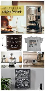 Home Decor More Gift Guide For Coffee Lovers Hello Nature