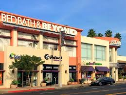 Bed Bath And Beyond Modesto Los Angeles Ca Encino Courtyard Retail Space Excel Trust