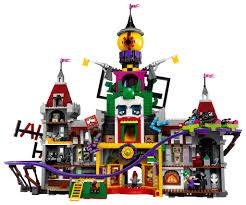 the kitchen movie the joker takes over wayne manor in this massive lego batman set