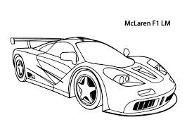 Race Car Color Pages Printable Coloring Pages Cars Cars Coloring Car Coloring Pages Printable For Free
