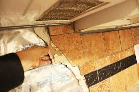 removing tile backsplash how to remove a kitchen tile backsplash how to remove a kitchen tile backsplash step by step
