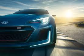 subaru sports car brz 2015 subaru brz sti performance concept debuts at new york auto show