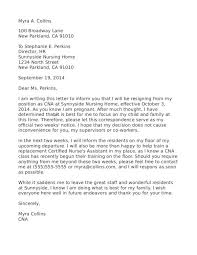resignation letter format and tips for writing a resignation letter