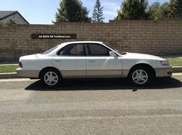 lexus es300 fuel consumption lexus es 300 1992 technical specifications interior and exterior