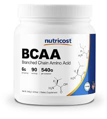 Amazon Com Pure Branched Chain Amino Acids Bcaa Powder Amazon Com Nutricost Bcaa Powder 2 1 1 90 Servings High Quality
