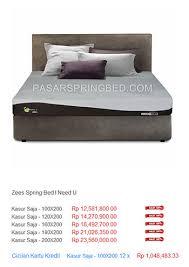 Ranjang Procella daftar harga bed harga bed termurah di indonesia