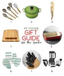 foodie gifts fit foodie gift guide 2016 fit foodie finds