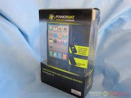 How To Use Powermat Wireless Charging by Review Of Powermat Wireless Charging System For Iphone 4 Technogog
