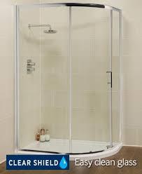 k2 1000x800mm single door offset quadrant door shower doors and