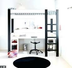 bureau superposé lit superpose bureau ikea lit mezzanine avec bureau ikea agrandir