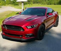 Mustang Black Matte Forgestar Mustang F14 Monoblock Matte Black Wheel 19x10 29605