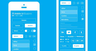 40 free wireframe templates for mobile app fiveaday co