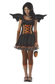Pixie Halloween Costumes Strangeling Pumpkin Pixie Tween Costume Purecostumes