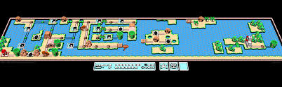 Super Mario Bros 3 Maps 3d Nintendo Mario 3 World 3 By Nes Still The Best On Deviantart