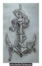 navy anchor tattoo designs pictures to pin on pinterest tattooskid